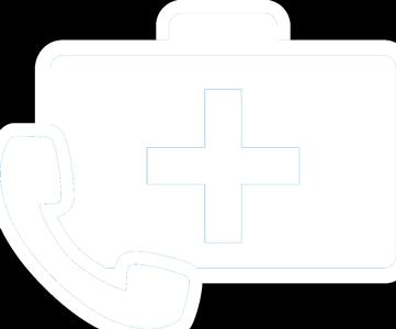 Notfallnummern – Icon