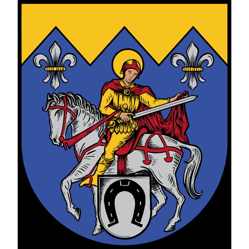 St. Martin – Wappen