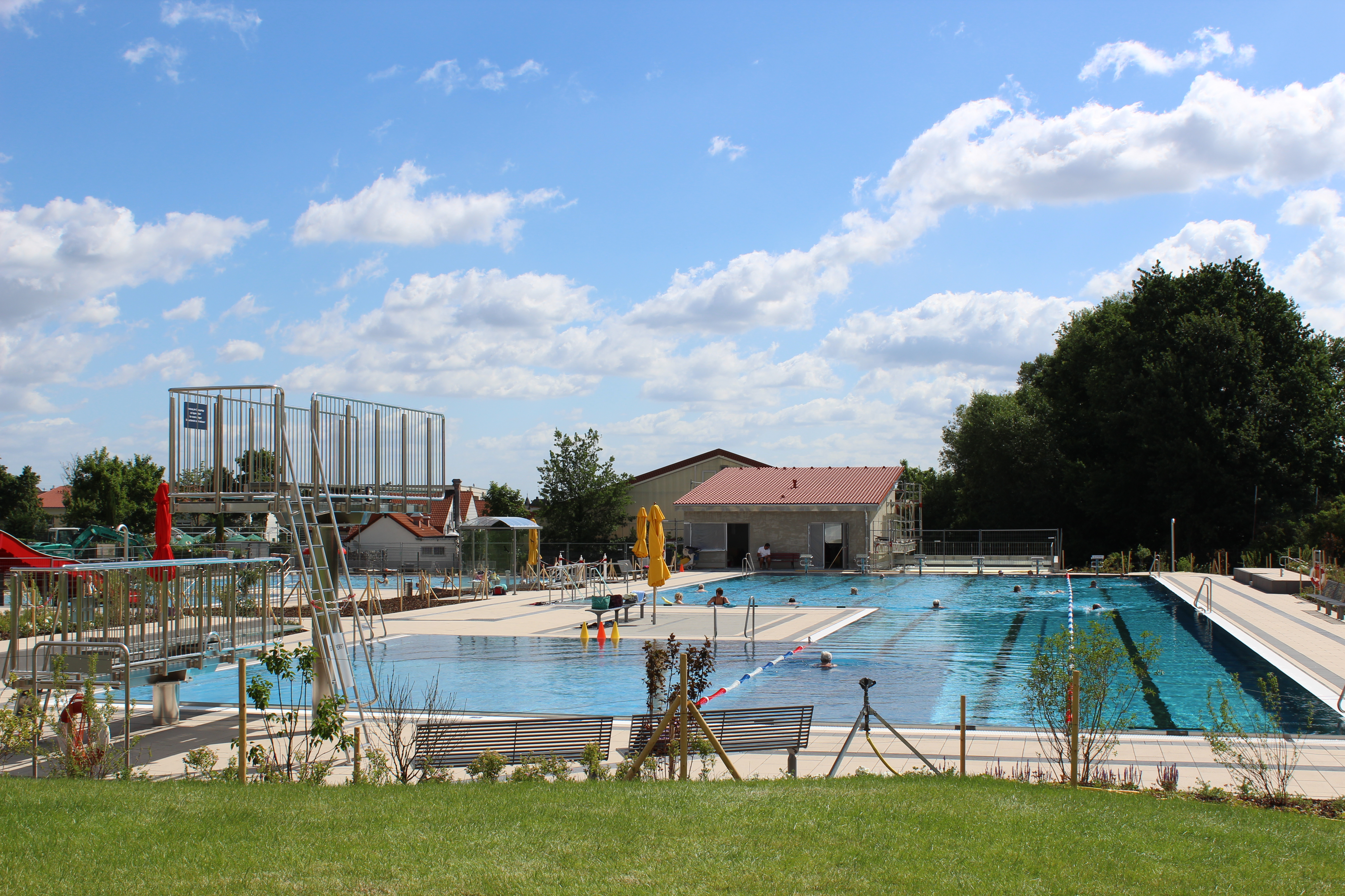 Schwimmbad Rappenwört