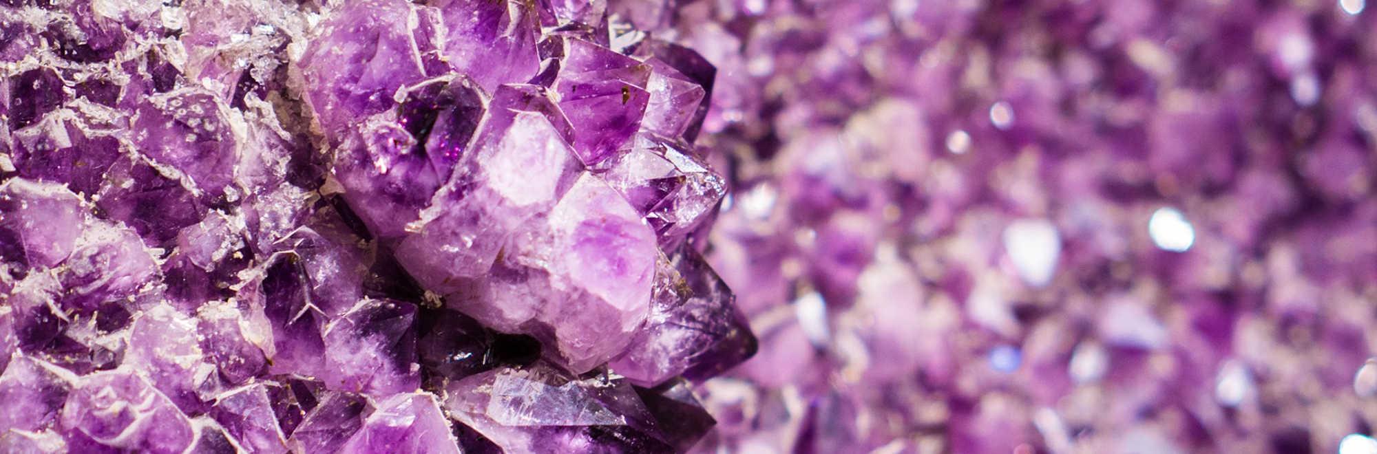 Mineralien, Abbildung eines Edelsteins